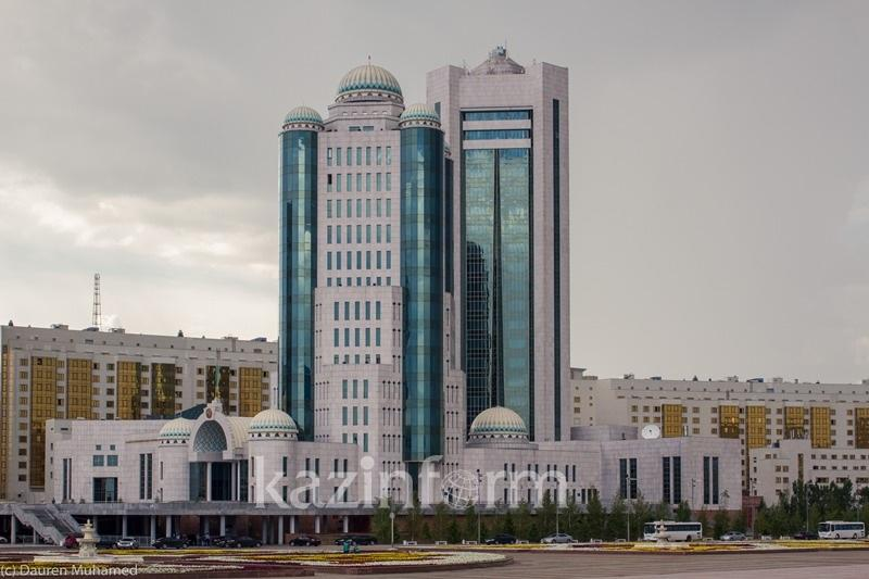 President of Kazakhstan sends law enforcement bill to Majilis