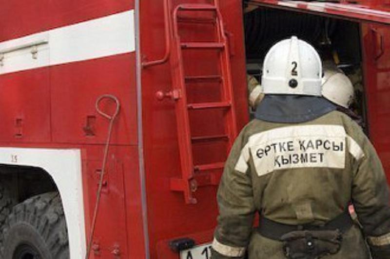 Два пожилых человека погибли при пожаре в Павлодарской области