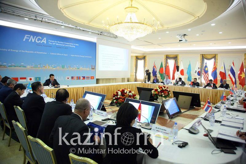 Япония и Алжир заинтересовались казахстанским опытом по очистке зeмeль от радиации