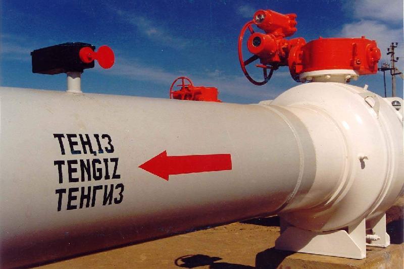 Трубопровод Тенгиз-Новороссийск достигнет мощности 67 млн тонн нефти в год