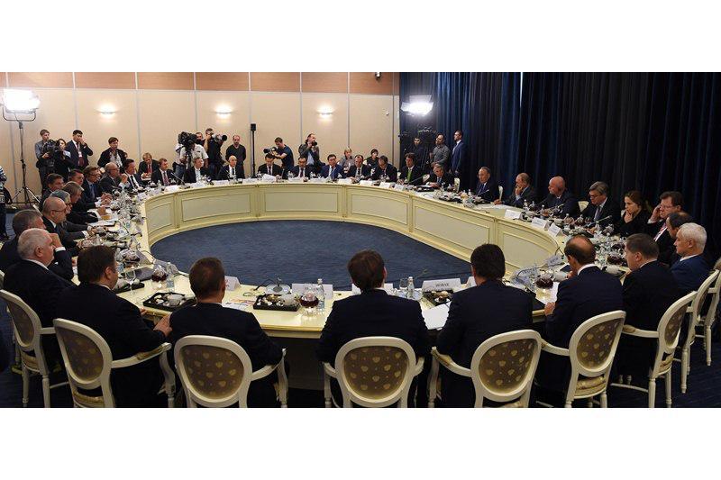 纳扎尔巴耶夫总统邀请德企参与哈萨克斯坦私有化项目