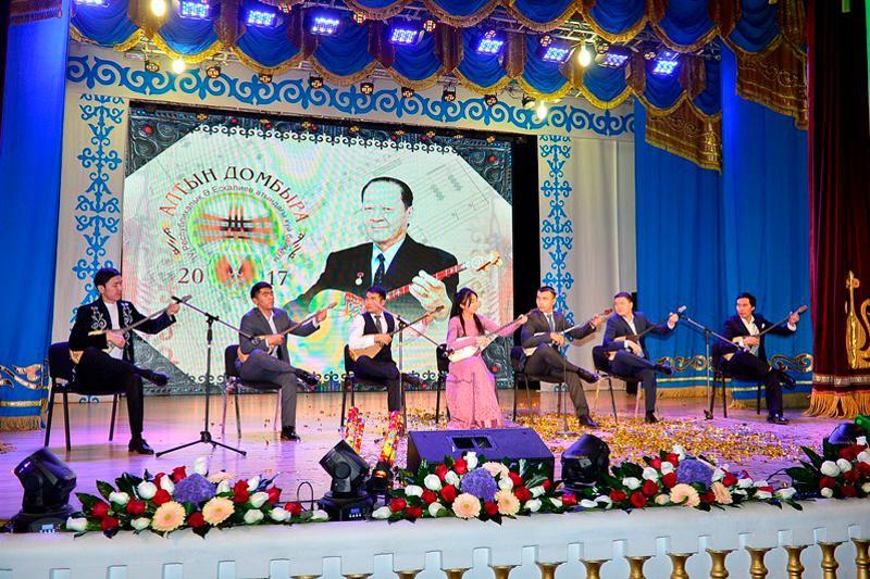 Республиканский конкурс исполнителей кюйев прошел в Атырау