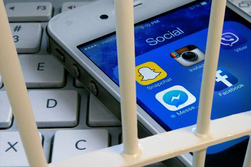 16 казахстанцев сели в тюрьму за высказывания в соцсетях