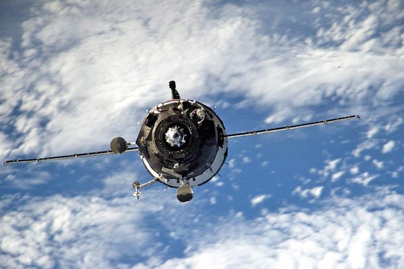 Космический грузовик «Прогресс МС-07» успешно пристыковался к МКС