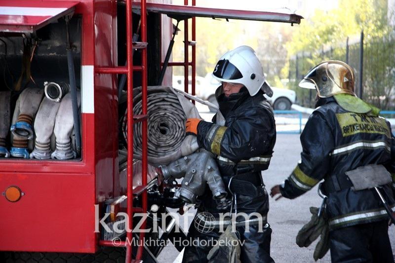 Один день из жизни казахстанского спасателя