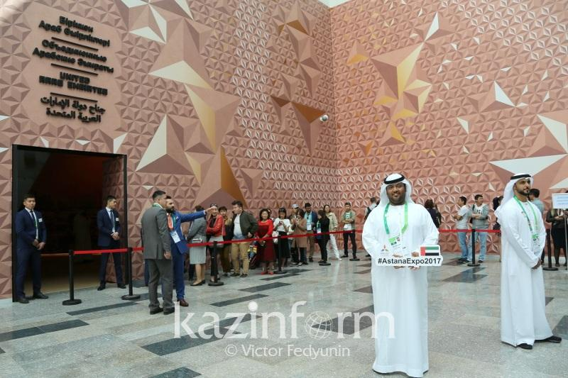 National Media Council honors UAE Pavilion partners at Astana EXPO 2017