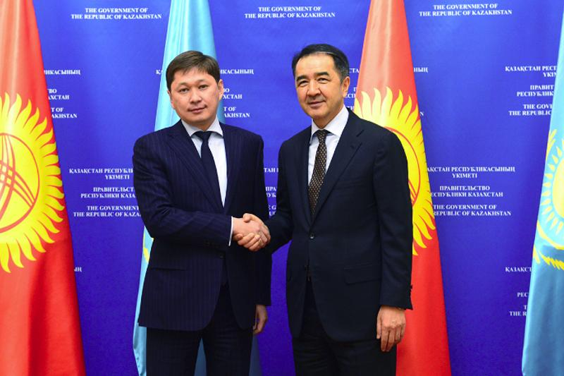 О чем говорили Премьеры Казахстана и Кыргызстана, рассказали в МИД РК