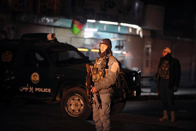 阿富汗南部一军事基地遇袭致43人死亡多人受伤