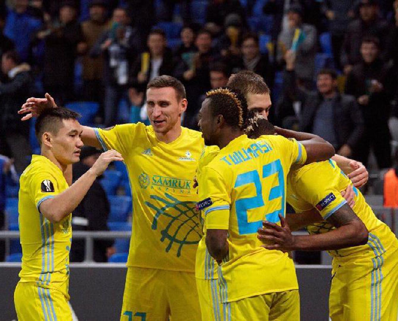 Футбол: «Астана» «Маккабиді» тас-талқан етті