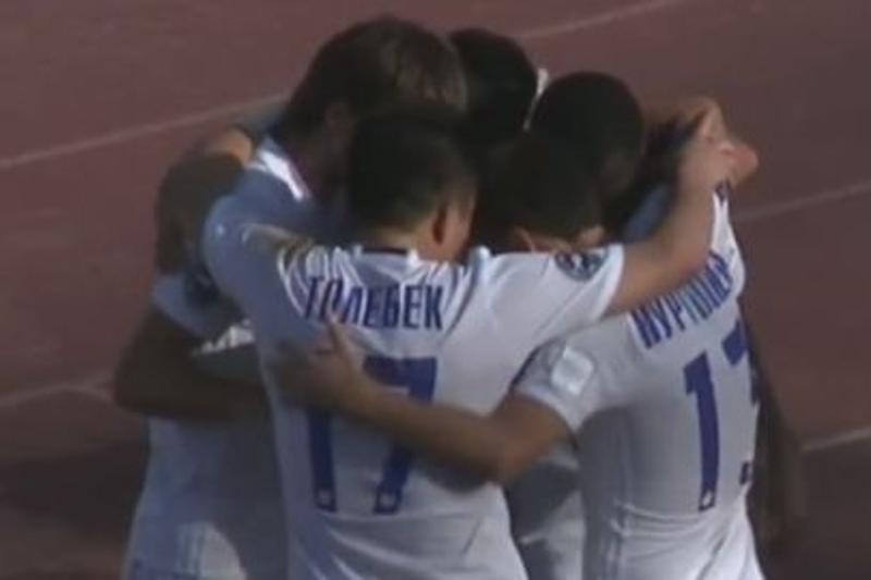 Чемпиондыққа үмітті «Астана» Шымкентте жеңілді