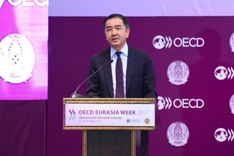 萨金塔耶夫:同经合组织的合作对哈萨克斯坦至关重要