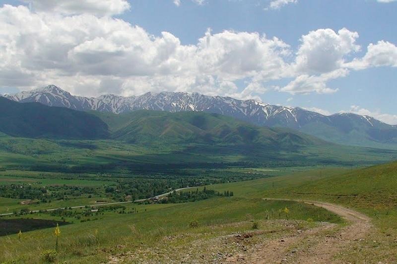 В горах на юге Казахстана пропал мужчина