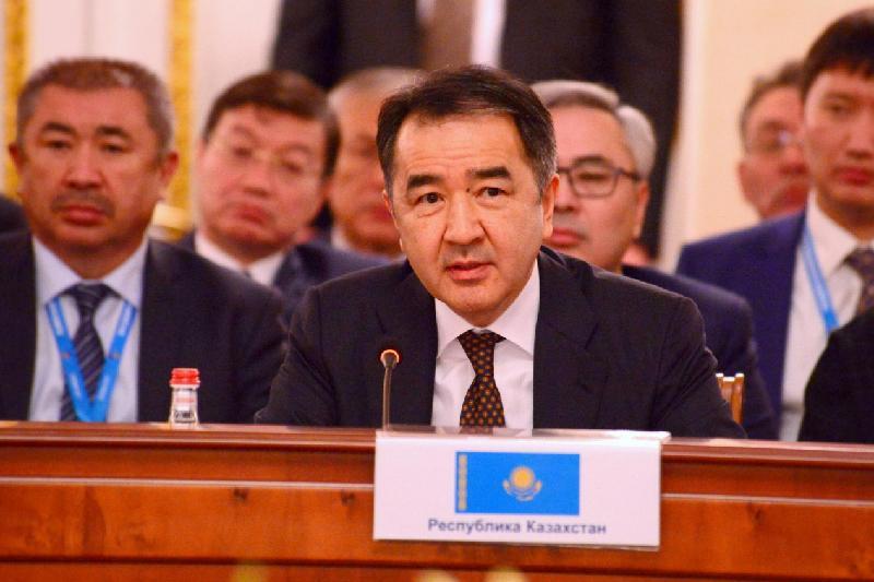 Sagintayev comments on Kazakh-Kyrgyz border control strengthening (VIDEO)