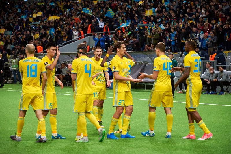 «Астана» «Оқжетпесті» тізе бүктіріп, чемпиондыққа жақындай түсті