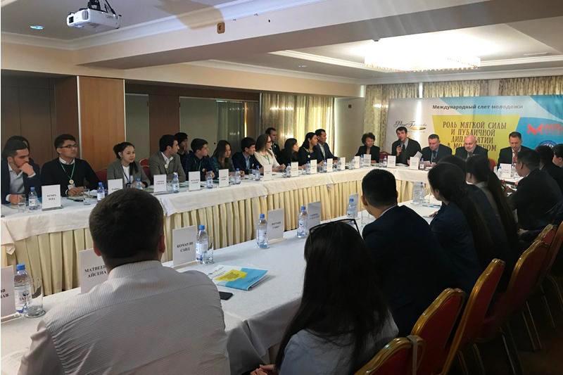 Международный слёт молодёжи стартовал в Южном Казахстане