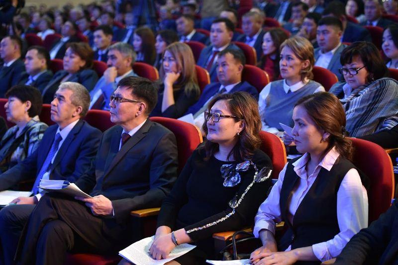 Республиканский форум по обсуждению самостоятельного бюджета сельских округов прошел в ЮКО
