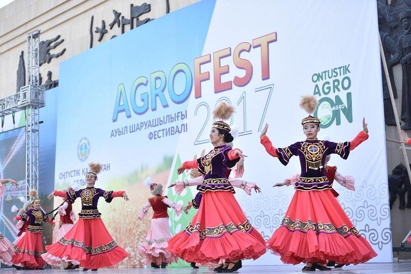 Крупнейший фестиваль Agrofest проходит в Шымкенте