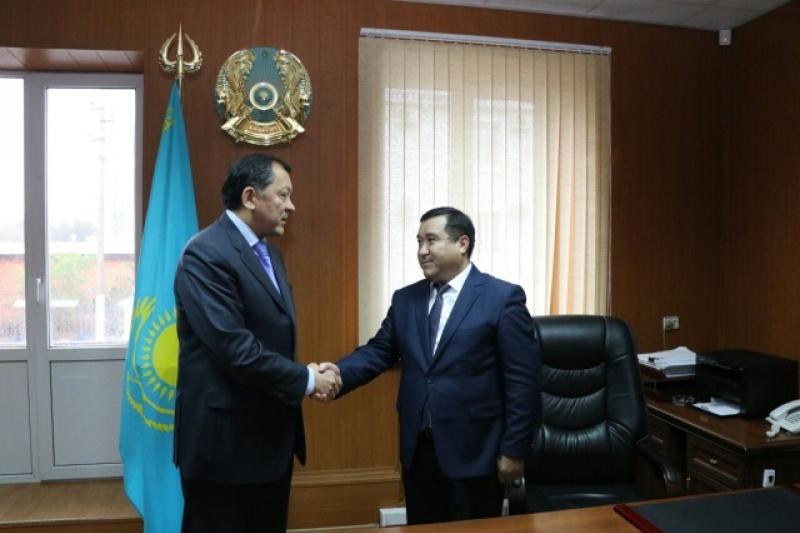 Атырау облысының мәдениет басқармасына жаңа басшы тағайындалды