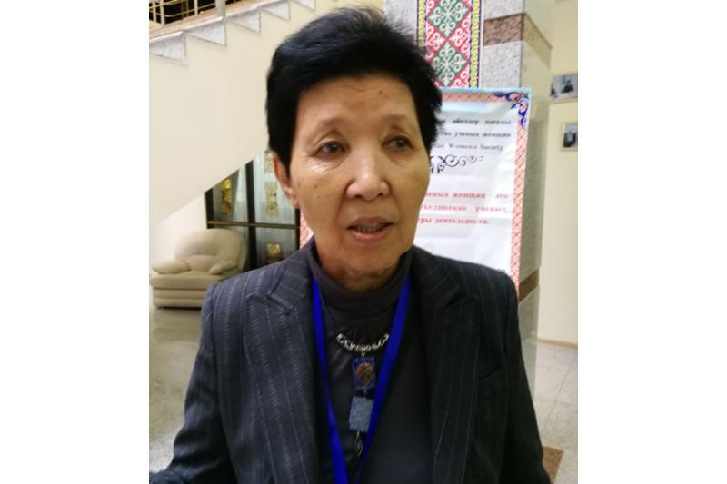 Ученые-женщины Казахстана поддерживают перевод алфавита казахского языка на латиницу