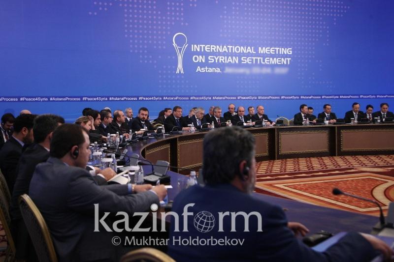 Казахстан готов принять встречу глав государств-участников Астанинского процесса