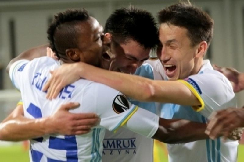 «Астана» Еуропа лигасының матчында «Маккабиді» ұтты