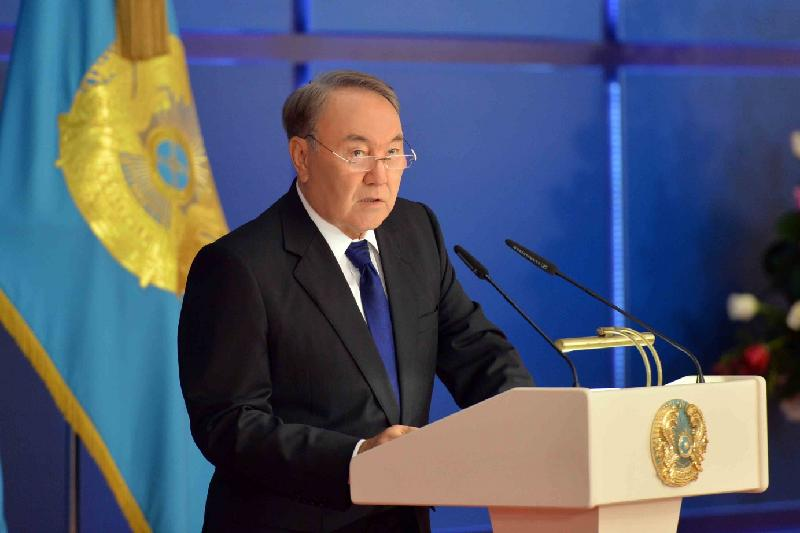 Nur Otan Party political council session with President's participation kicks off in Astana