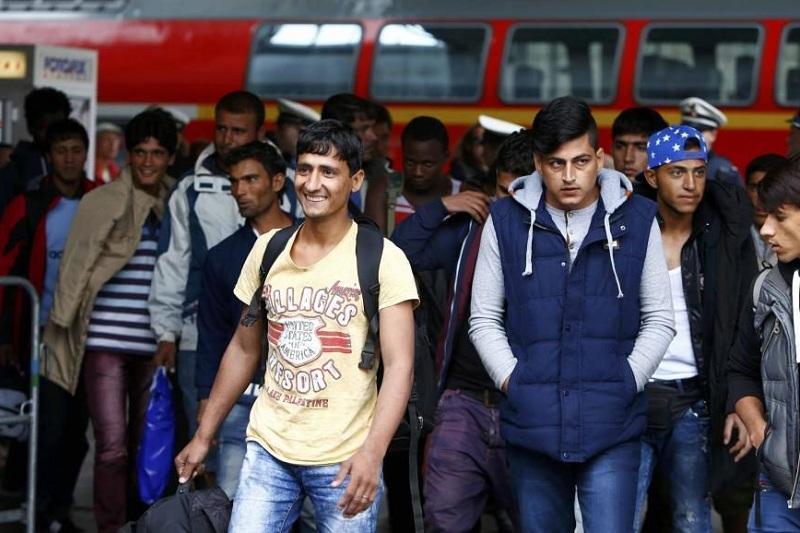 Германияда 30 мың босқын жоғалып кетті