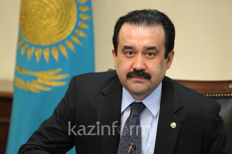 Karim Massimov dismissed from Bureau of Nur Otan Party Political Council