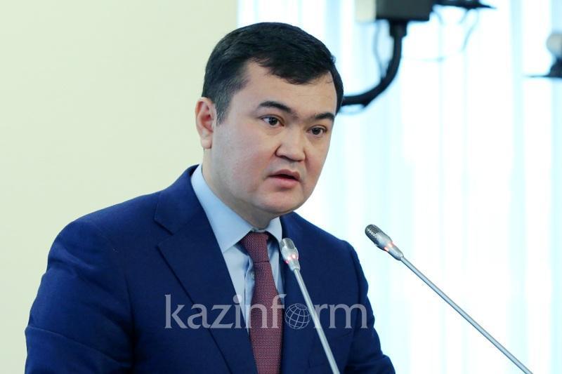 Женис Касымбек назвал сроки строительства БАКАД