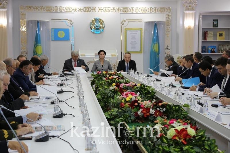 Каждого казахстанца нужно вовлечь в процесс духовной модернизации - Госсекретарь