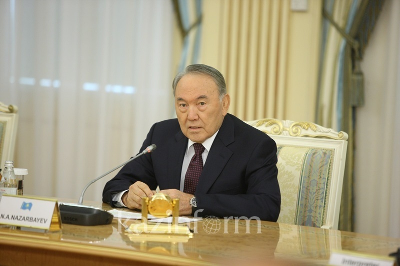 Nazarbayev highlights importance of human capital in Chelyabinsk