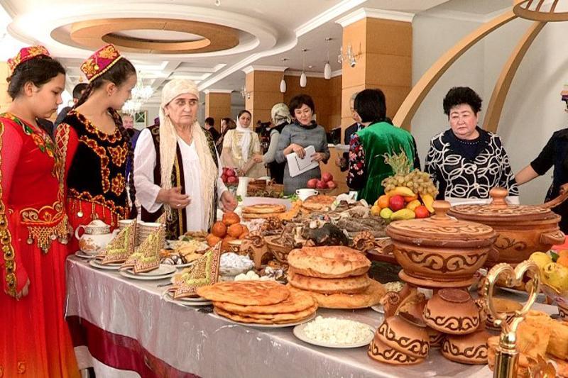 Фестиваль «Казахский дастархан» прошел в Шымкенте