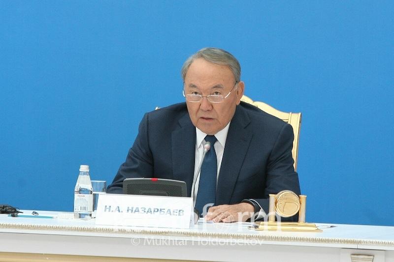Мир находится в состоянии третьей мировой войны - Нурсултан Назарбаев