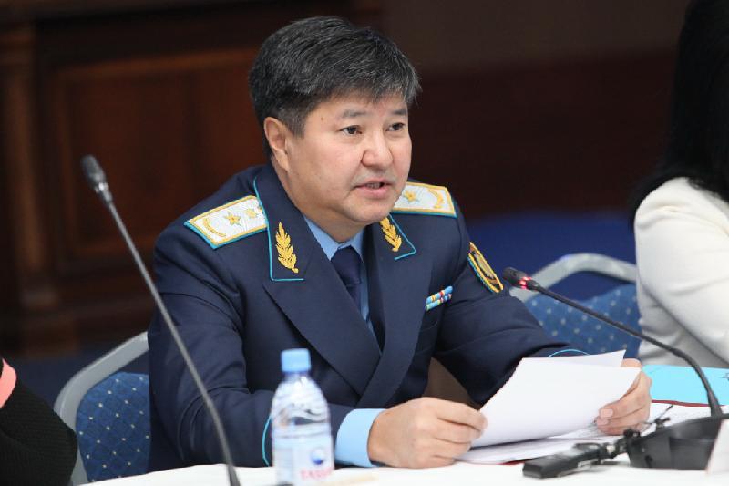 Генпрокурор Казахстана: Надо исключить доступ следователей к судьям