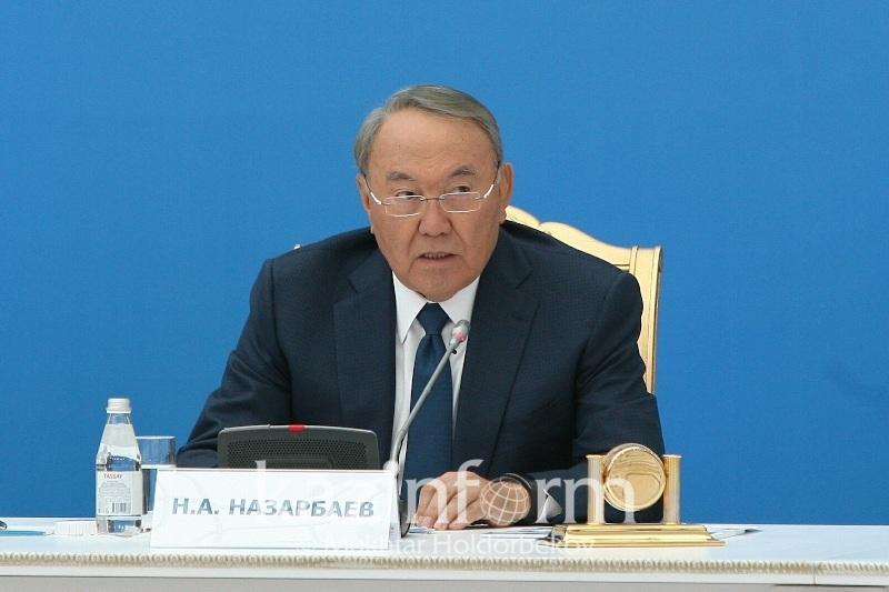 Глава государства рассказал о реализации программы «Нурлы жол»