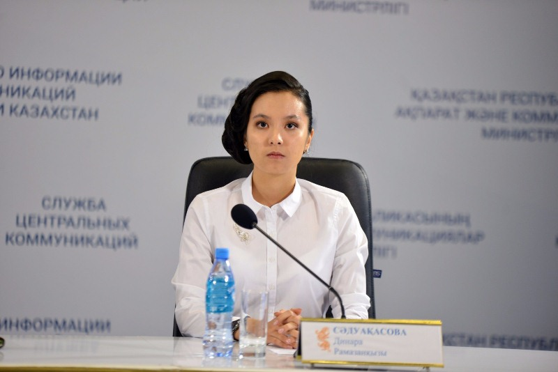 Chess player Dinara Saduakassova becomes UNICEF Goodwill Ambassador