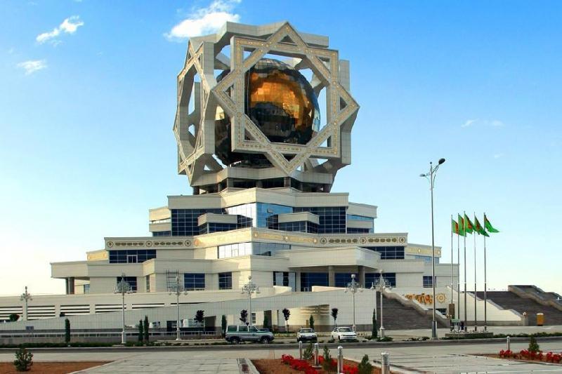 Түрікменстан президенті сәулеті бірегей нысандарды плагиаттан қорғамақ