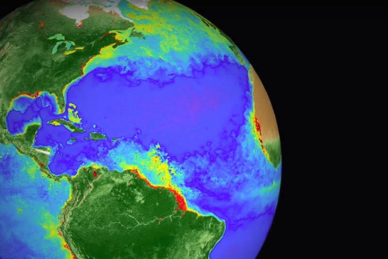 NASA Жер шары соңғы 20 жылда қалай өзгергенін көрсетті