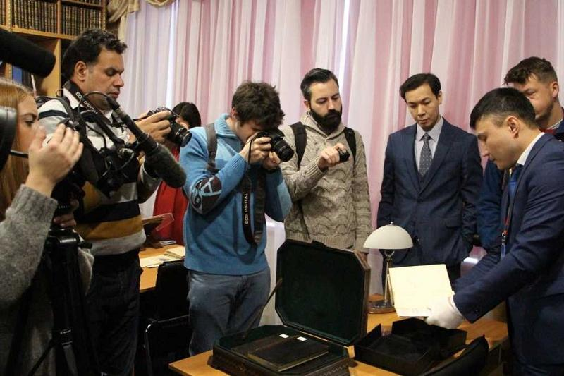 Kazakhstan's contemporary culture introduced to foreign media