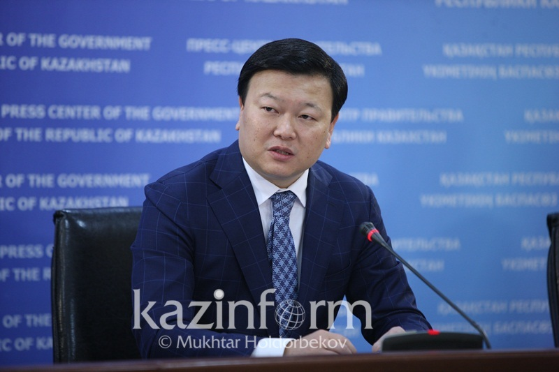 Kazakhstan gov't making up new Health Code