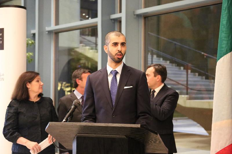 UAE inaugurates Digital Archaeology Exhibition at UN, unveils new 3d-printed monument