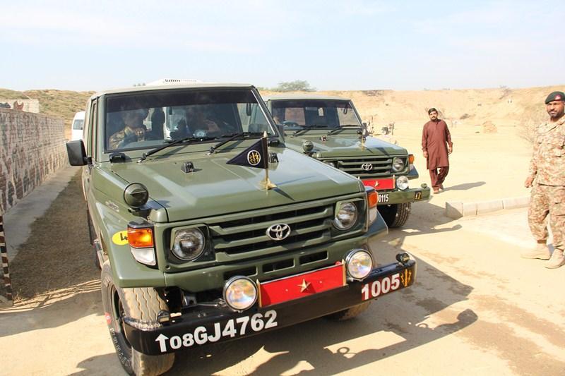 Боеспособность казахстанских сил спецназначения оценили в Пакистане
