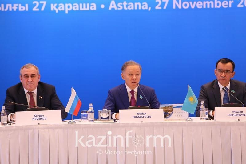 Нығматулин «Назарбаев моделінің» құпиясын ашты