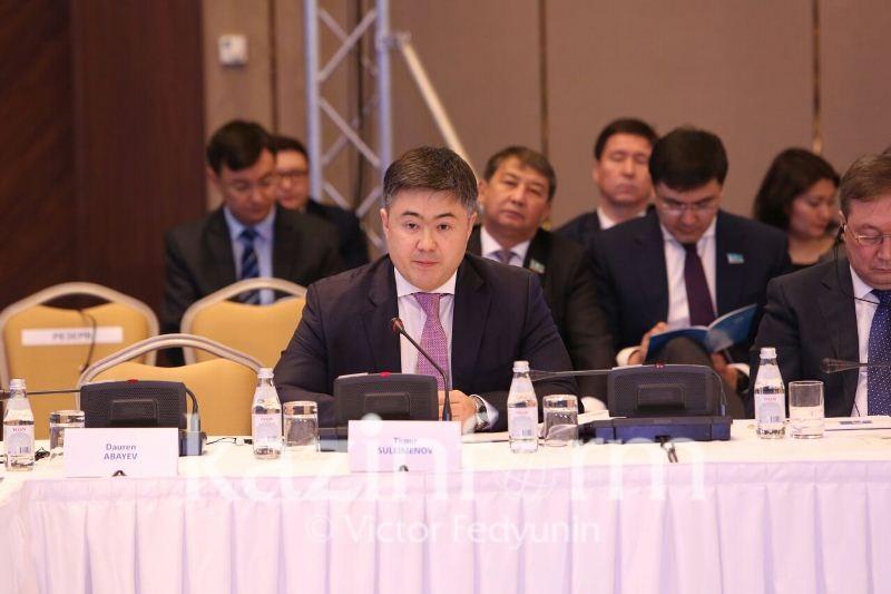 Глава Миннацэкономики рассказал о цифровизации флагманов индустрии Казахстана