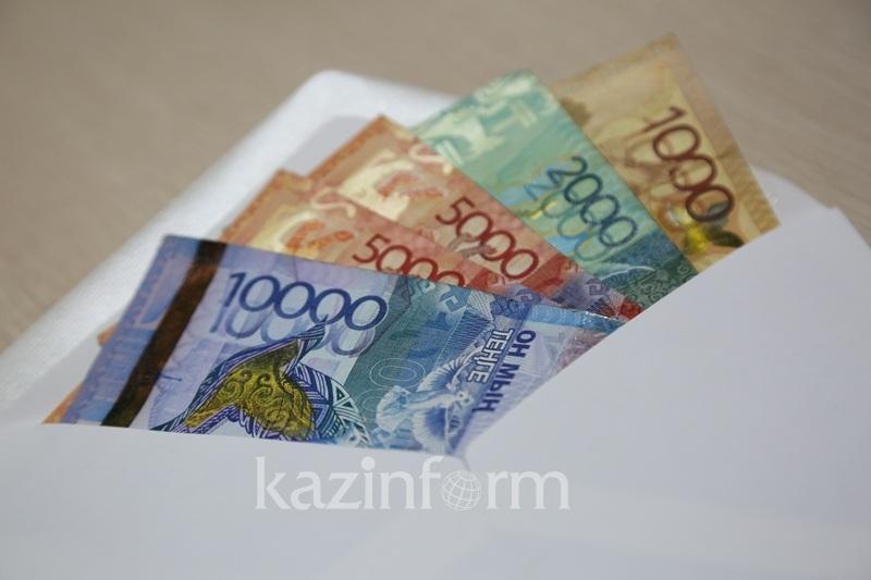 Двое работников спецЦОНа в Алматы задержаны за взятку