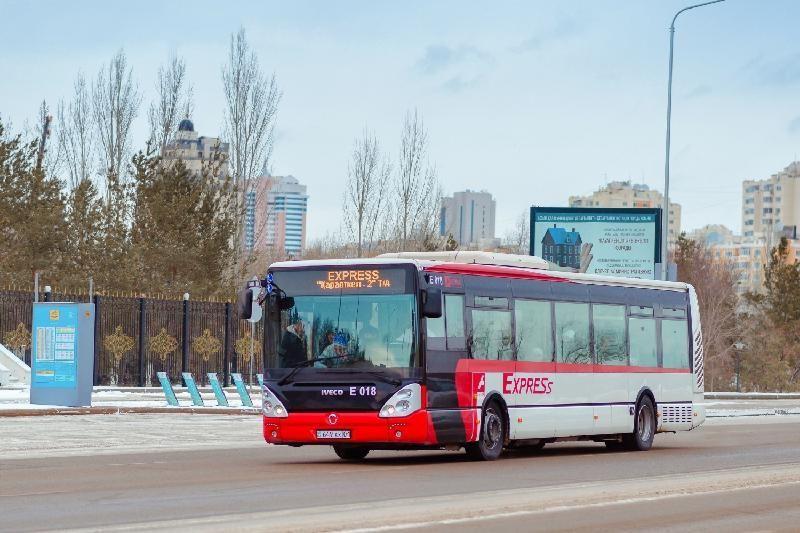 Столичные  автобусы подготовили к зиме