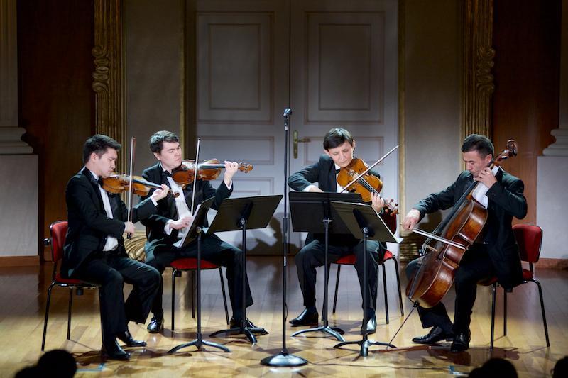 Kazakh Quartet впервые выступил в Брюсселе
