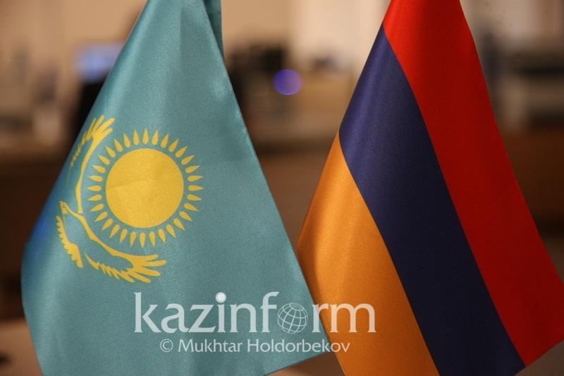 Торговля между Казахстаном и Арменией увеличилась на 38%