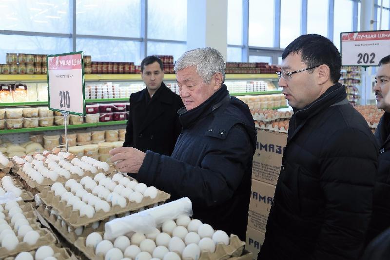 Бердібек Сапарбаев: Өтініш - бағаны көтермеңіздер