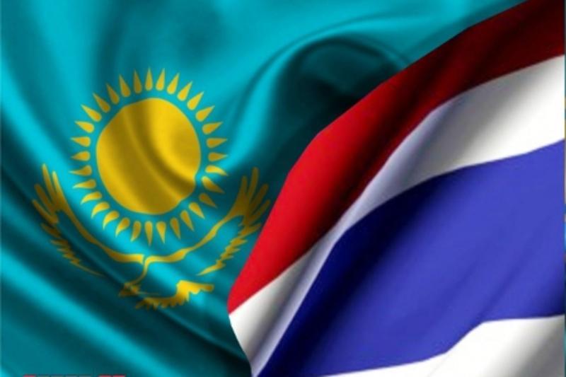 Kazakh Ambassador presents credentials to King of Thailand